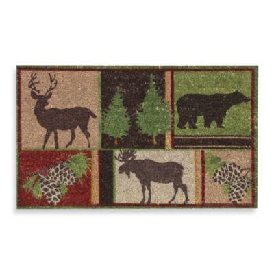 Wildlife Doormat