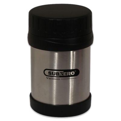 Stainless Steel 17 oz. Food Jar with Screw Top