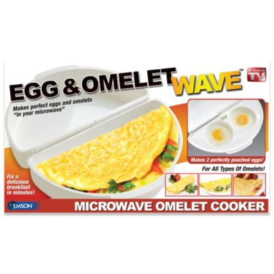 Egg 'N Omelet Wave™ Microwave Cooker