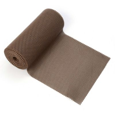 Con-Tact® Grip Ultra Shelf Liner in Brown