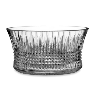 Waterford® Lismore 12-Inch Diamond Cut Crystal Centerpiece Bowl