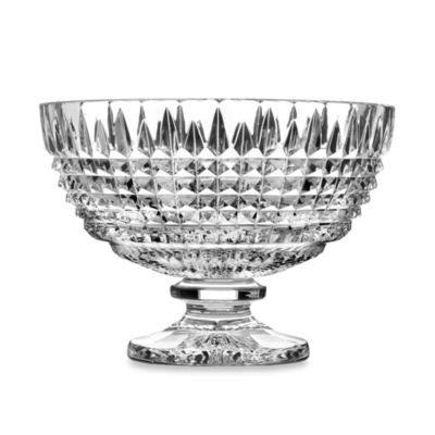 Waterford® Lismore Diamond 12-Inch Footed Centerpiece