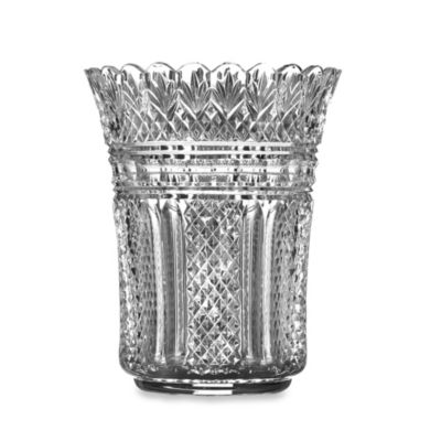 House of Waterford Crystal Vase