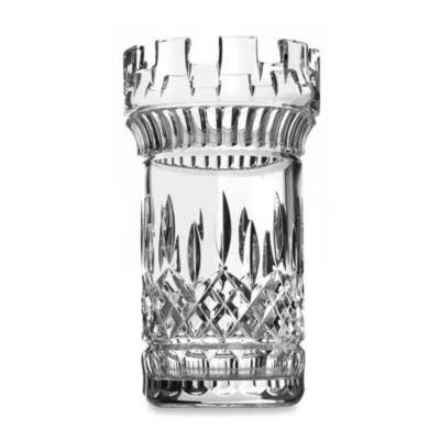 Waterford® 50th Anniversary Lismore Castle Vase