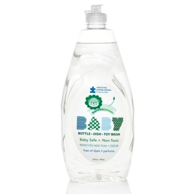 Berkley Green Baby™ 24 oz. Bottle, Dish & Toy Liquid