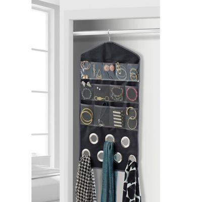 Black Closet Organizer Accessories