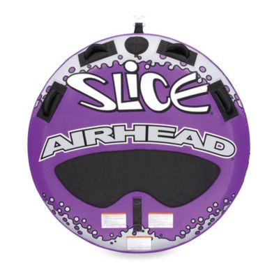 Airhead Slice Double-Rider Inflatable Towable