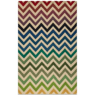 Momeni Delhi 5-Foot 8-Inch DL-41 Rug in Multicolor
