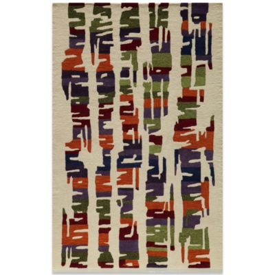 Momeni 8-Foot x 10-Foot Delhi DL-42 Rug in Multicolor
