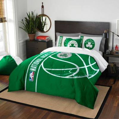 NBA Boston Celtics Full Comforter Set