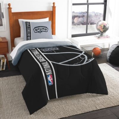Black/Silver Comforters