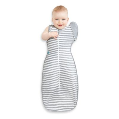 Love to Dream™ Large Love to Swaddle UP™ 50/50 Transition Swaddle in Grey