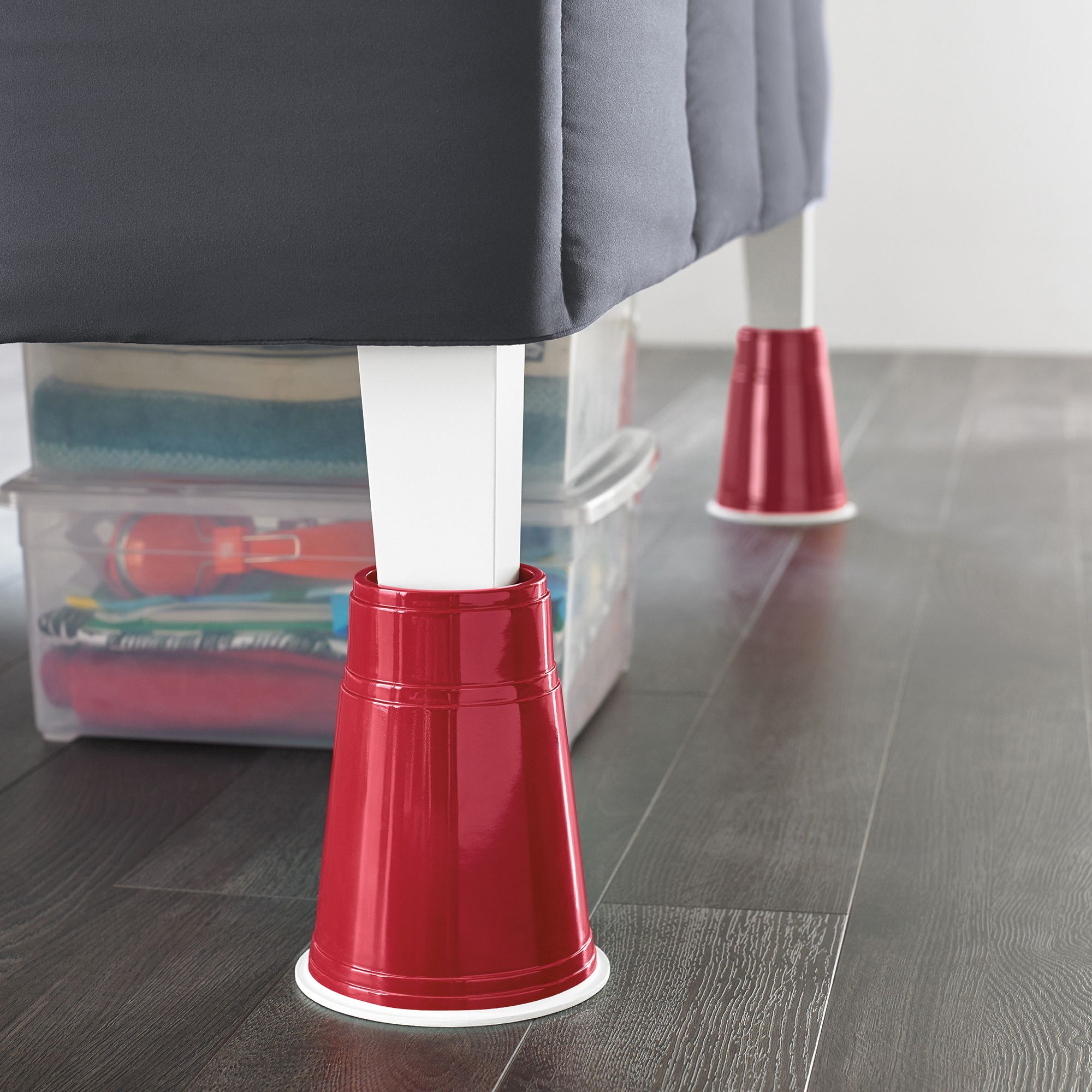 Red Solo Cup Speakers 8-inch Red Solo Cup Bed Risers