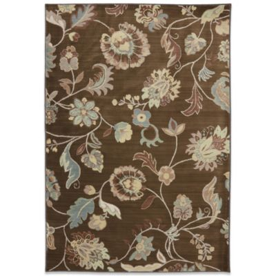 Mohawk Home Serenity Sol Star 8-Foot x 11-Foot Rug in Bison