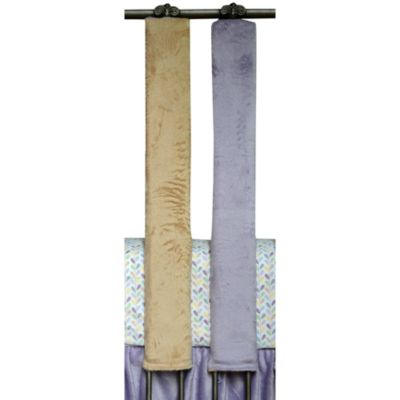Go Mama Go Designs® 2-Pack Wonder Bumpers in Lavender & Latte