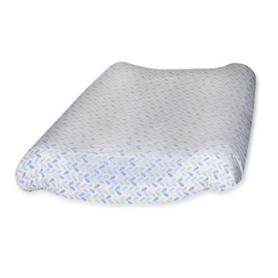 Go Mama Go Designs® Love Petals Changing Pad Cover
