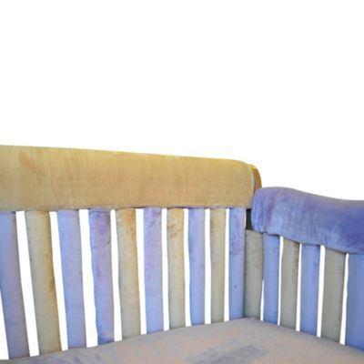 Go Mama Go Designs® 52-Inch Teething Guard in Lavender & Latte