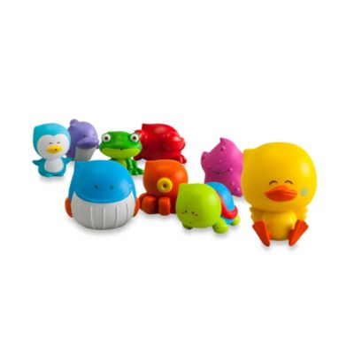 B Kids® 9-Piece Dedee's Bath Parade Combo Set
