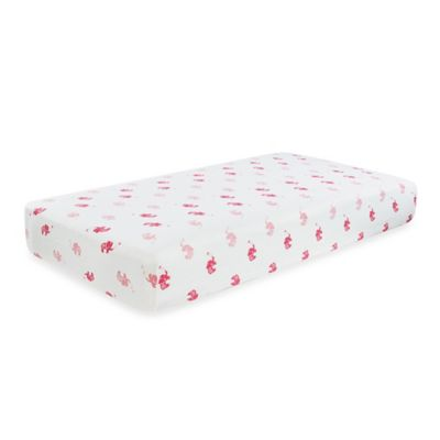 aden® by aden + anais® Girls 'n Swirls Muslin Classic Crib Sheet