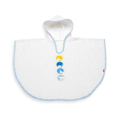 Stokke® Bath Pancho in Blue