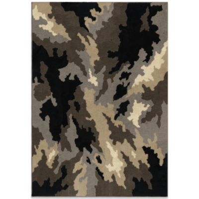 5 3 x 7 6 Gray Collection Rug
