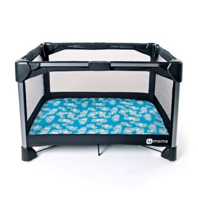 4moms® breeze® Waterproof Playard Sheet in Blue