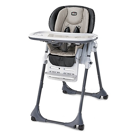 Chicco Polly High Chair in Romantic BABY