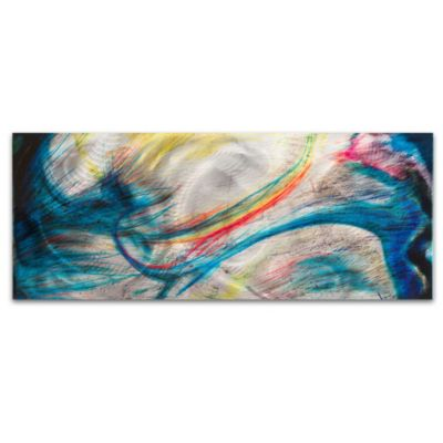 Grace and Virtue Abstract Wall Art