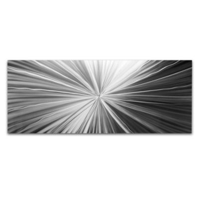 Tantalum HD Metal Wall Art