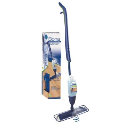 Bona® Hardwood Floor Mop Motion