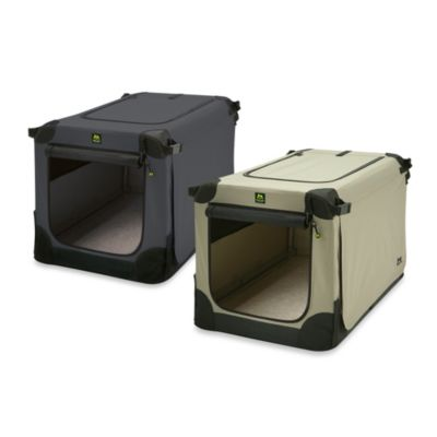 Maelson Medium Soft Kennel in Black
