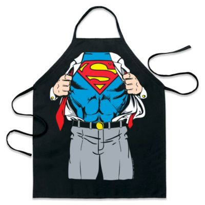 ICup DC Comics Superman Revealed Be-The-Character Apron