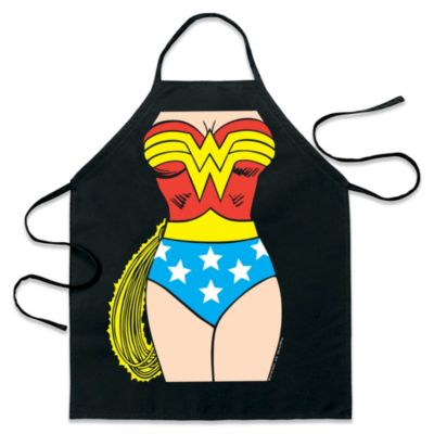 ICup Wonder Woman Be-the-Character Apron