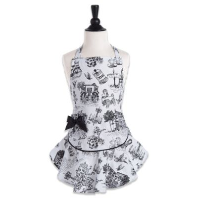 Jessie Steele® Children's Cafe Toile Josephine Apron