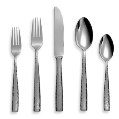 Michael Lloyd Martello 5-Piece Flatware Set