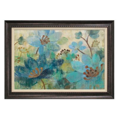 Peacock Garden Wall Art