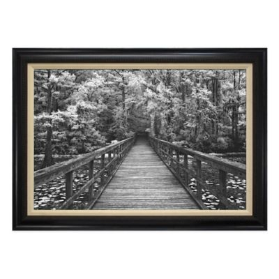 A Walk Into Tranquility Wall Art