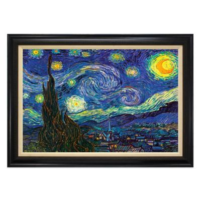 Van Gogh Starry Night Wall Art