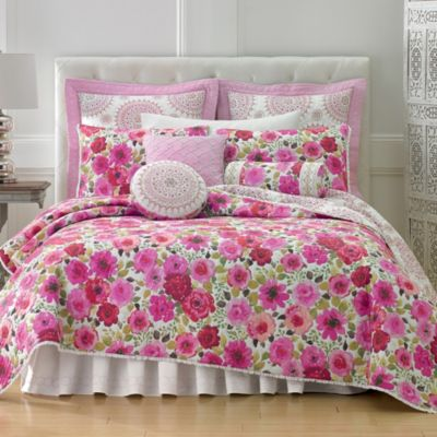 Dena™ Home Pretty in Pink Full/Queen Quilt