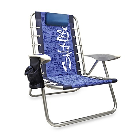 Buy Salt Life Beach Chair In Blue From Bed Bath Amp Beyond