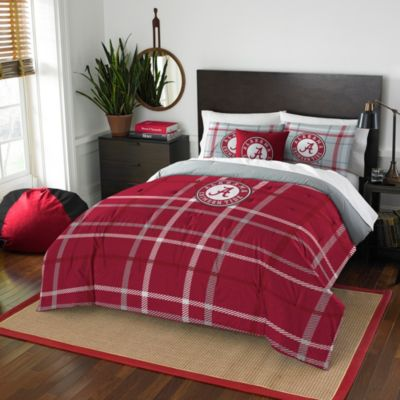 University of Alabama Twin Embroidered Comforter Set