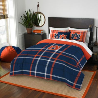Auburn University Twin Embroidered Comforter Set