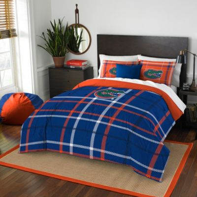 University of Florida Twin Embroidered Comforter Set