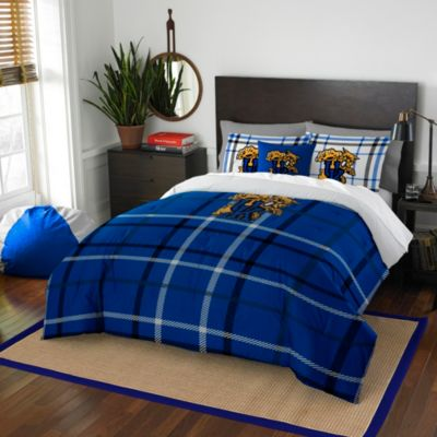 University of Kentucky Twin Embroidered Comforter Set