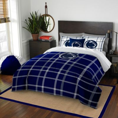 Penn State Twin Embroidered Comforter Set