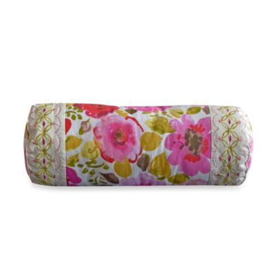 Dena™ Home Pretty in Pink Neckroll Throw Pillow