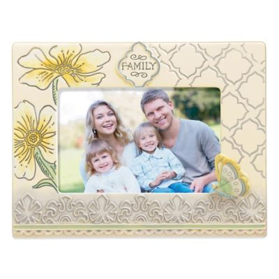Grasslands Road® Family 4-Inch x 6-Inch Picture Frame