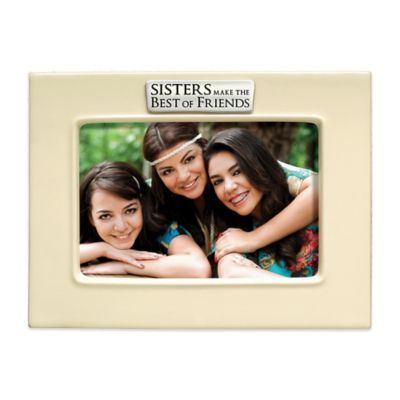 Ivory Colored Picture Frames