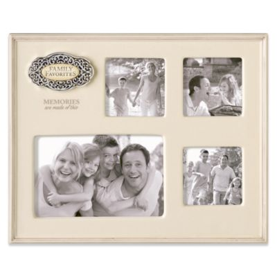 Grasslands Road® Family Favorites Photo Sentiment Frame