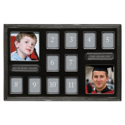 Grasslands Road® 12-Year Graduation Ceramic Sentiment Picture Frame